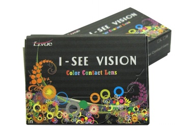 EZvue Color Monthly Contact Lens